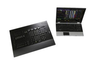 MA - Interface de controle MA OnPC Command Wing